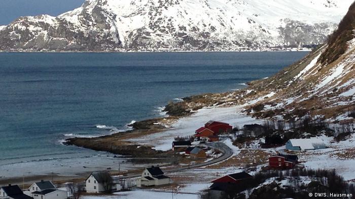 Landscape in Tromsø, Norway (Photo: Sandra Hausman)