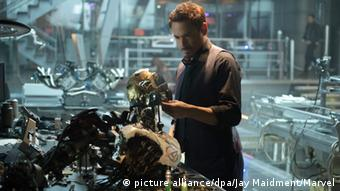 Filmszene aus The Avengers - Age Of Ultron (Foto: Jay Maidment/Marvel/dpa)