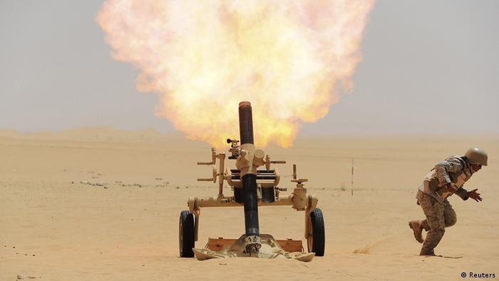 Jemen Kämpfe