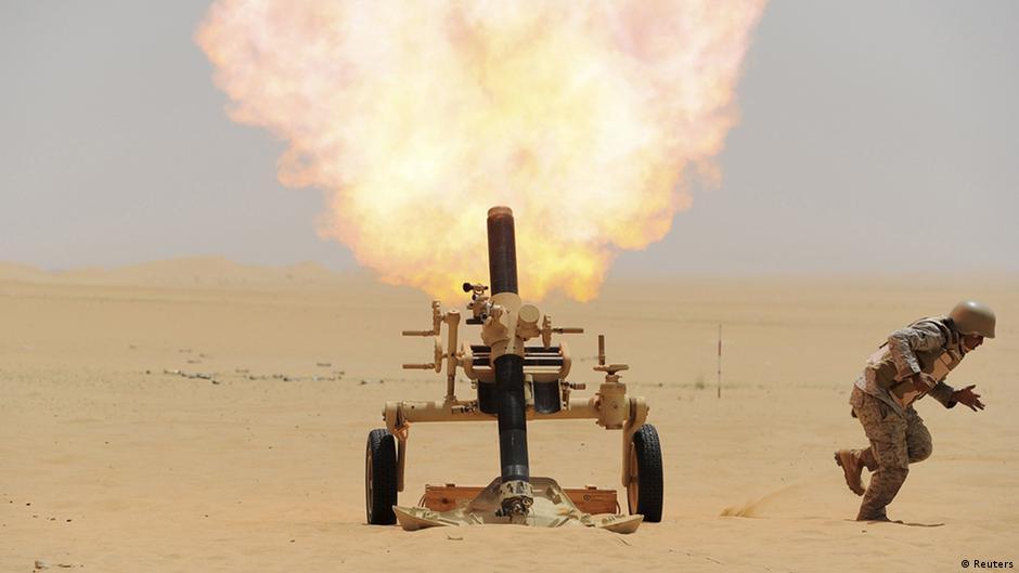 Arábia Saudita retoma bombardeios no Iêmen | DW | 22.04.2015