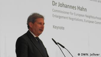 Deutschland Konferenz east forum Berlin 2015 Johannes Hahn