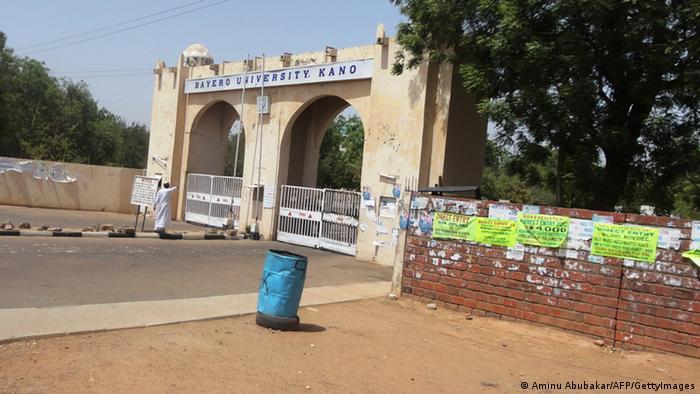 Nigeria Bayero Universität in Kano
