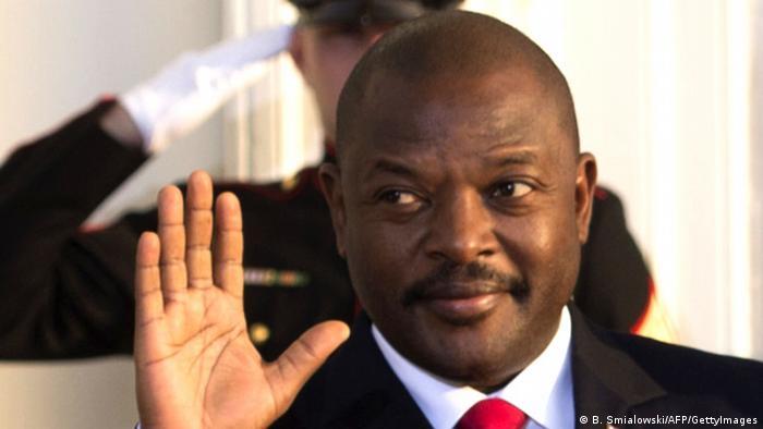 Pierre Nkurunziza, Präsident von Burundi