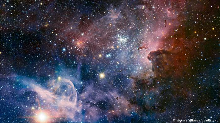 Panorama des Carinanebels Europäische Südsternwarte