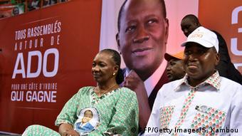 Membre du parti RHDP, au pouvoir, Amadou Gon Coulibaly s'apprêtait à succéder au président Alassane Ouattara qui a fait de lui son dauphin