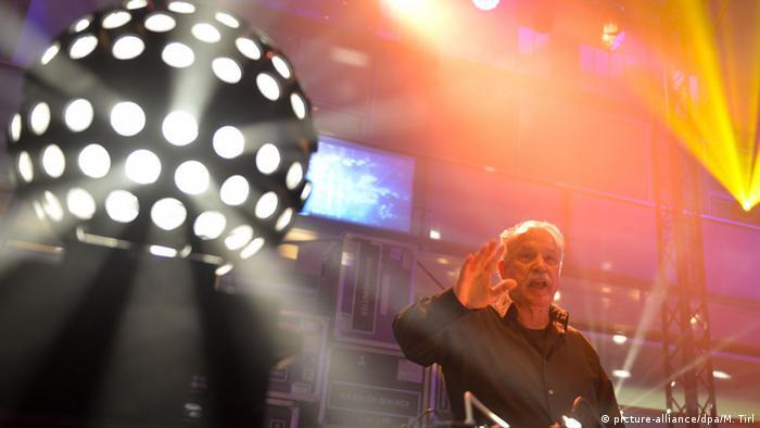 Produzent und Komponist Giovanni Giorgio Moroder