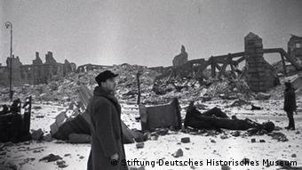 German Historical Museum Exhibition 1945 - Defeat. Liberation. New Beginning. Copyright: Deutsches Historisches Museum