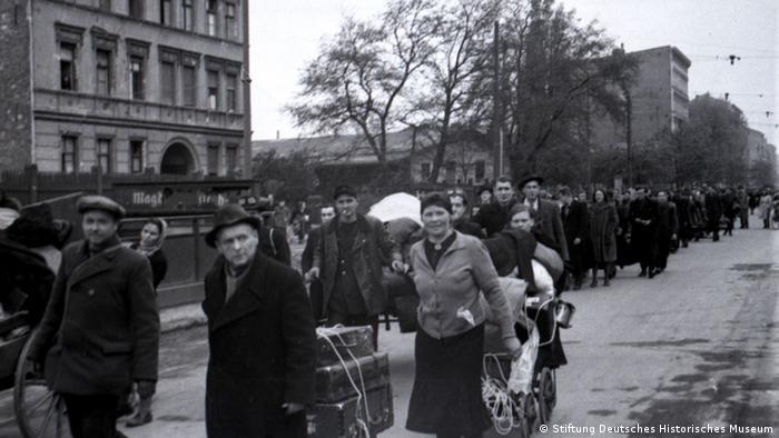 DHM Ausstellung 1945 - Niederlage. Befreiung. Neuanfang