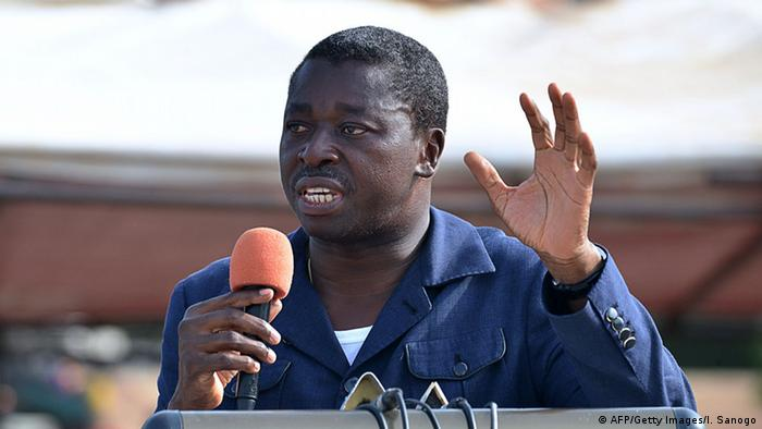 Togos Präsident Faure Gnassingbe (Foto: AFP/Getty Images)