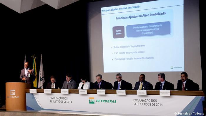 Bilanz Petrobras 2014