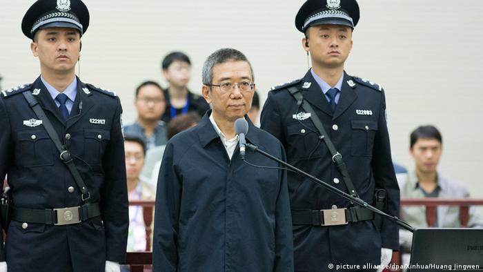 China Li Chuncheng (picture alliance/dpa/Xinhua/Huang Jingwen)