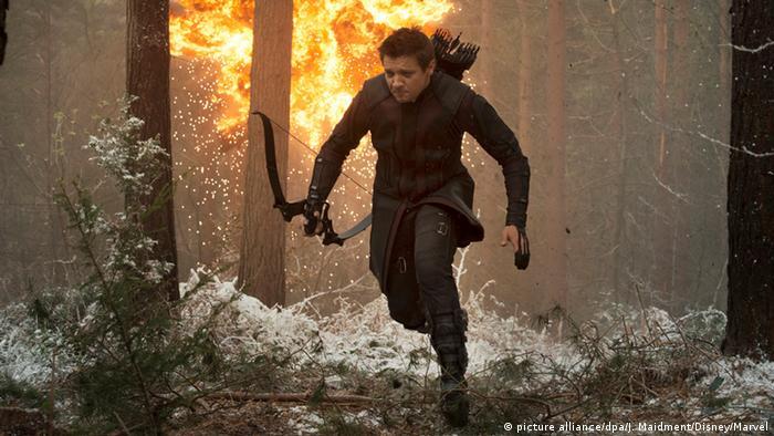 Filmszene aus The Avengers - Age Of Ultron (Foto: Jay Maidment/Disney/Marvel via AP)