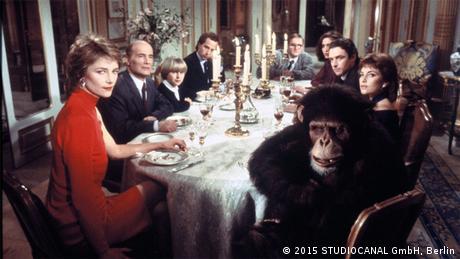 Ausstellung Ape Culture / Kultur der Affen im Haus der Kulturen der Welt