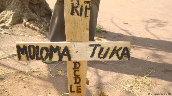 Kongo Maloma Tuka Grab