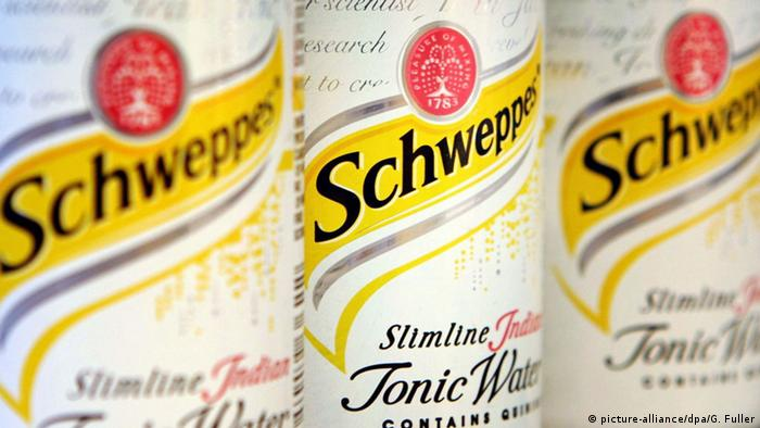 Tonic Water von Schweppes (picture-alliance/dpa/G. Fuller)
