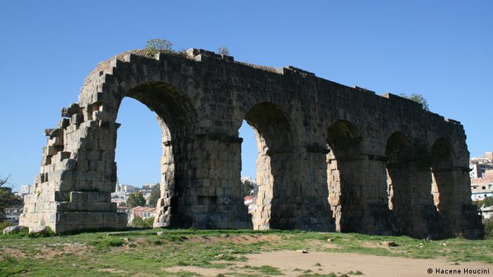 Bildergalerie Constantine Capital of Arab Culture Römische Ruinen