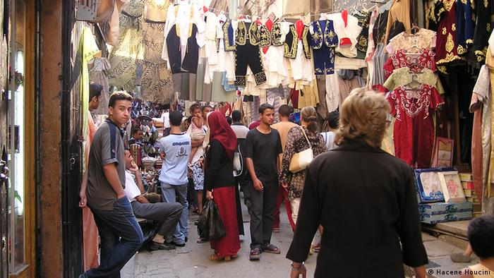 Bildergalerie Constantine Capital of Arab Culture Souika