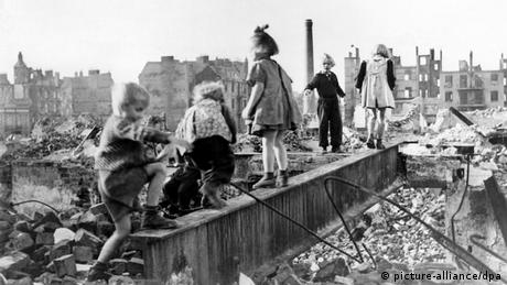 Zweiter Weltkrieg, Kriegskinder