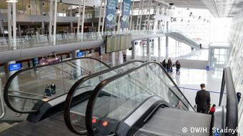 В аэропорту Львова