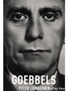 Book cover: Goebbels Peter Longerich. Copyright. Bodley Head