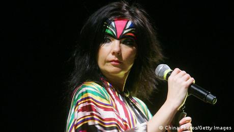 Bildergalerie Internationale Stars in China - Björk