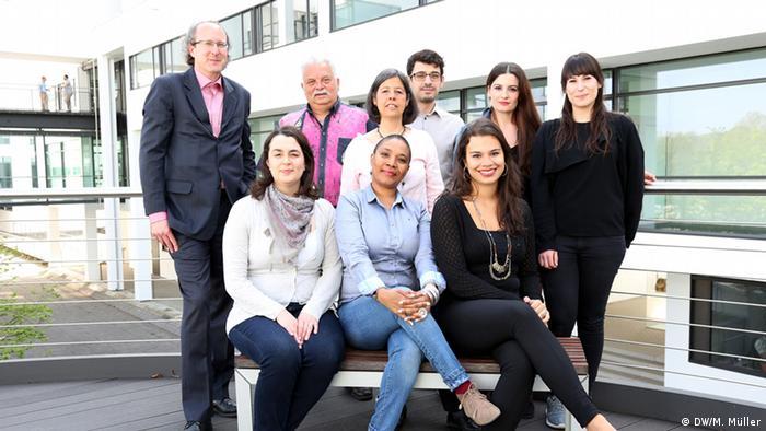 Redaktion Portugiesisch für Afrika April 2015