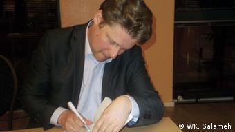 Експерт з тероризму Ґідо Штайнберґ
