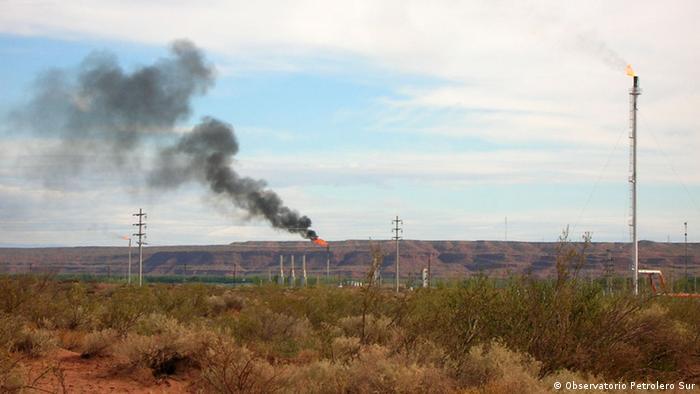 Fracking in Argentina