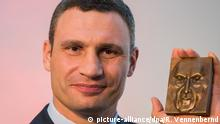 Deutschland Köln Konrad-Adenauer-Preis Verleihung Vitali Klitschko
