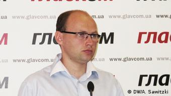 Правозащитник Валерий Новиков