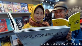 Indonesien Buchmesse