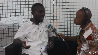 Junge Ghanaer engagieren sich gegen Auswanderung