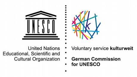 Freiwilligendienst kulturweit Logo Englisch