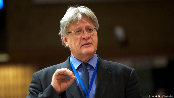 Stefan Schennach, Europarat (Council of Europe)