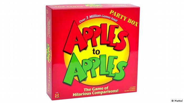 Apples to Apples, Mattel