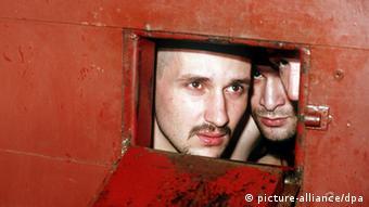 Заключенные в российской тюрьме