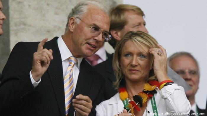 Bildergalerie Franz Beckenbauer