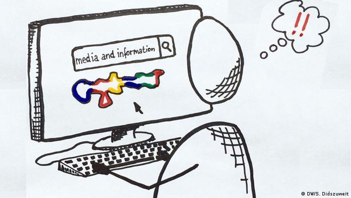 Illustration essay on media