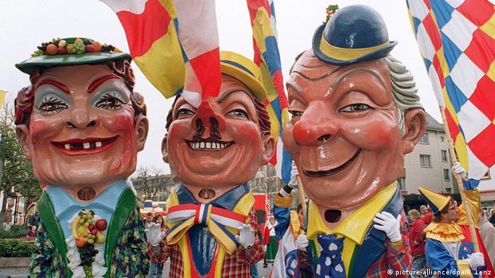 Deutschland Mainz Karneval