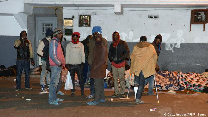 Migranti u Rabatu
