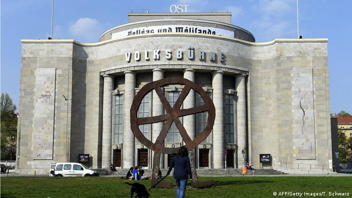 Theater Volksbühne in Berlin