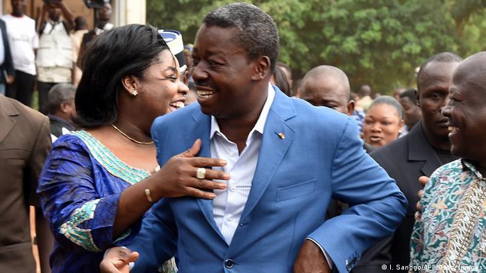 Togo Präsidentschaftswahlen (I. Sanogo/AFP/Getty Images)
