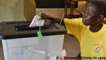 Togo Präsidentschaftswahlen