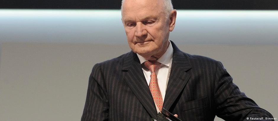 Com afastamento de Ferdinand Piëch, VW inicia nova era