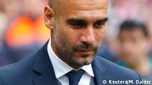 Fußball Bundesliga Bayern München vs. Hertha BSC