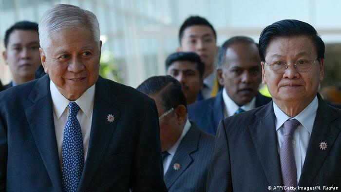 Malaysia ASEAN Gipfel in Kuala Lumpur