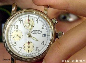 828e44243adc5 ولادة جديدة لصناعة الساعات الفاخرة في ألمانيا