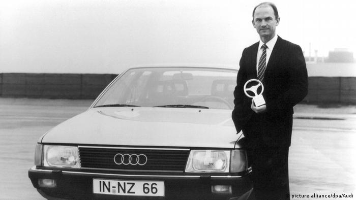 A picture of Ferdinand Piech in 1982