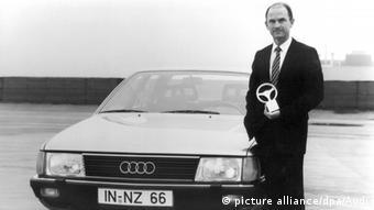 Ferdinand Piech Audi Vorstandsmitglied 1982
