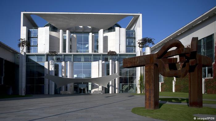 Bundeskanzleramt Symbolbild (imago/IPON)